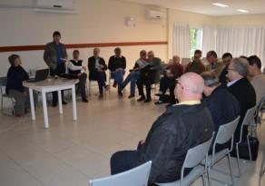 Secretária-geral do Conic palestra em Pomerode/SC sobre a superação das intolerâncias