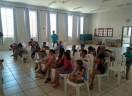 Ministério com crianças no ALVO em Rio Claro