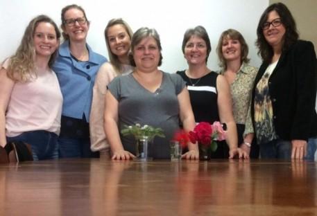 Reunião da Equipe do Programa de Acompanhamento de Estudantes de Teologia