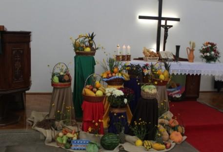 Culto de Ação de Graças em Venâncio Aires/RS