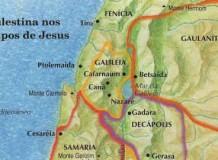 Quantas viagens fez Jesus ao exterior?