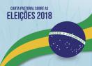 Carta Pastoral sobre as eleições 2018 da Igreja Católica e Igreja de Confissão Luterana