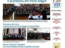 Jornal Sinos da Comunhão - Ano 20 - Nº. 209 - Setembro 2018