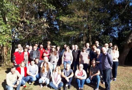 Paróquia Cristo Salvador de Curitiba realiza Encontro de Planejamento