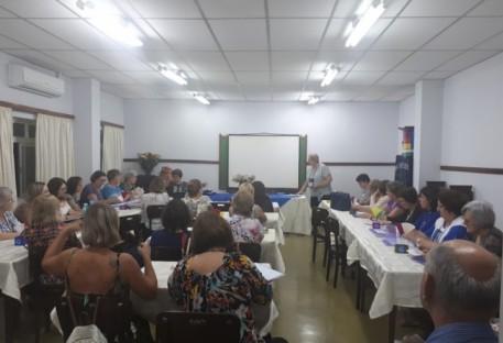 A OASE Nacional se reúne em São Paulo