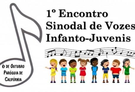 1º Encontro Sinodal de Vozes Infanto-Juvenis