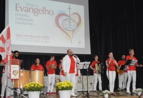 Apresentação do Sínodo Paranapanema - XXXI Concílio