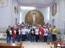 OASE da Paróquia de Iraí se reúne para celebrar a Semana Nacional da OASE