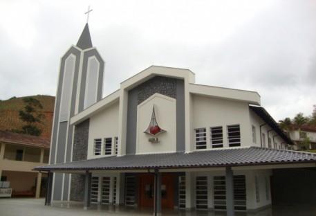 Reinauguração do Templo da Comunidade de São Luís
