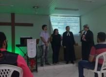 Investidura do Pastor Gerson Kappel em Teresina/PI