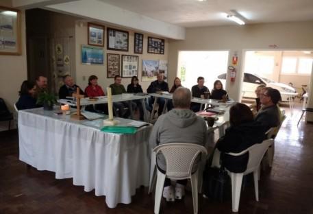 Reunião do Setor Sinodal de Casais