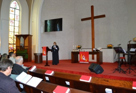 Culto com Ceia - XXXI Concílio da Igreja
