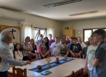 Ação Confirmandos na Trilha da Solidariedade - Paróquia Trindade de Pelotas