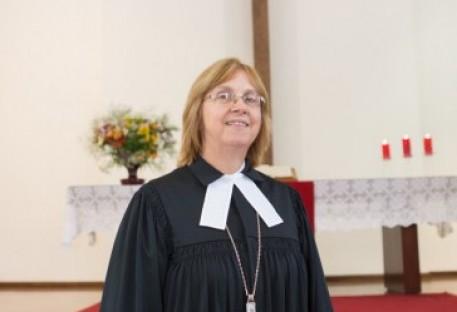 Pa. Sílvia Genz - Pastora Presidente da IECLB