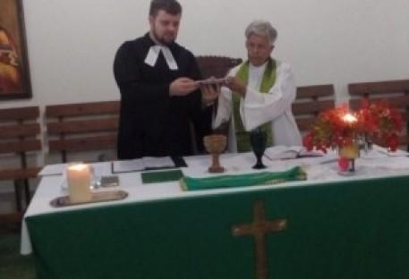 Atividade Ecumênica em Aliança do Tocantins/TO