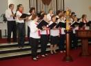 Culto celebrado no Brasil e na Alemanha marcam a parceria entre os sínodos Vale do Itajaí e Nordfriesland