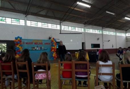 Comunidades Realizam Encontro do Culto Infantil