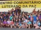 XIIIª Olimpíada Jovem na Paróquia Evangélica de Confissão Luterana em Espigão do Oeste - RO