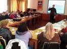 Pastoral do Cuidado realiza curso de visitação para voluntários e voluntárias