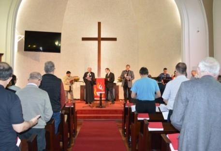 Culto Ecumênico - XXXI Concílio