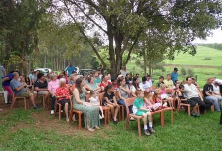 Cosmópolis/SP celebra o Dia das Crianças com Culto Campal Familiar