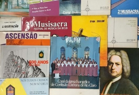 Discografia Evangélica Luterana reúne duas centenas de gravações
