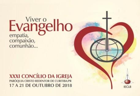 Programação do XXXI Concílio da Igreja