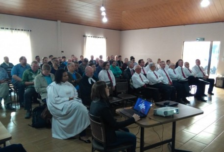 II Encontro Sinodal de Homens - Sinodo Paranapanema