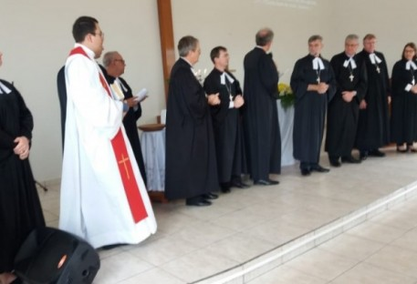 II Reunião do Conselho Sinodal termina com Culto de Investidura na Amazônia