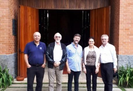 Visita a Comunidade Luterana Escandinava de São Paulo/SP