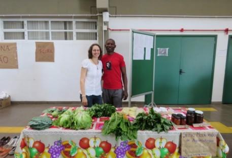 Feiras agroecológicas nas universidades UFFS e URI em Erexim/RS