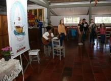 Encontro paroquial do culto infantil em São José da Glória - Victor Graeff/RS