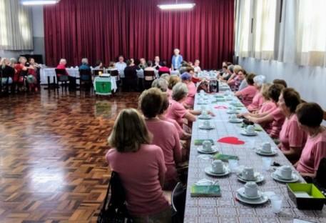 Pastoral da Pessoa Idosa no Sínodo Vale do Itajaí encerra as atividades de 2018