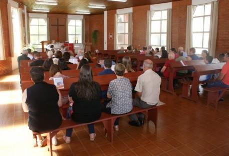 Culto Festivo na Comunidade em Mormaço/RS