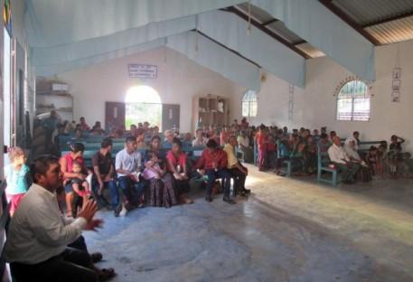 Novo membro da FLM: Igreja Luterana Agostiniana da Guatemala