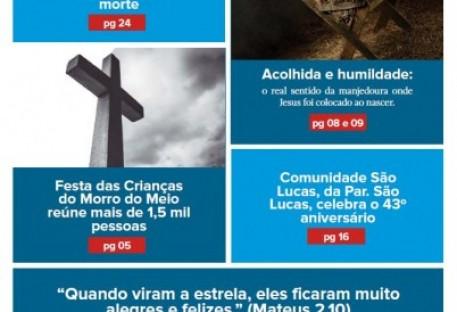 Joinville Luterano. Ano XVIII -  Número 109 - Novembro e Dezembro 2018