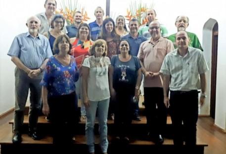 Reunião Área Missionária Leste de Minas/Sul da Bahia
