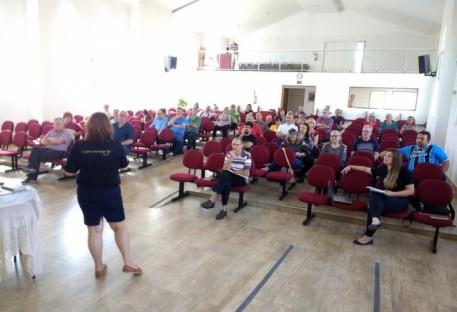 Reunião do Conselho Sinodal - Sínodo Sul-Rio-Grandense