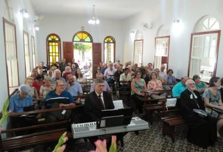 Aniversário de 90 anos da Comunidade de Ferraz - Rio Claro/SP