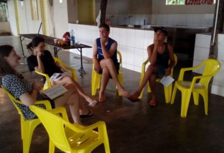 Retiro Paroquial 2018 - Marianópolis/TO
