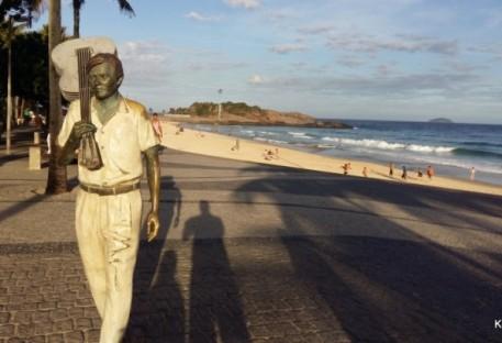 Culto nas Praias - Ipanema
