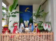 Garuva apresenta o Presépio de sua Comunidade