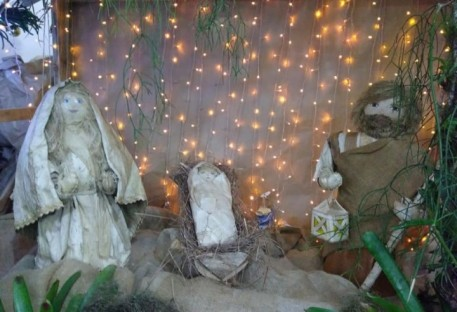 Presépio da Cristo Redentor completa 10 anos