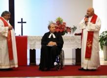 Guilherme Lieven e Mirian Ratz são investidos no Sínodo Vale do Itajaí