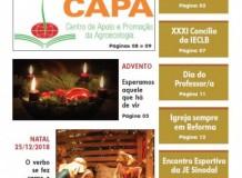 Jornal O Sínodo - Nº. 71 - Outubro - Dezembro 2018