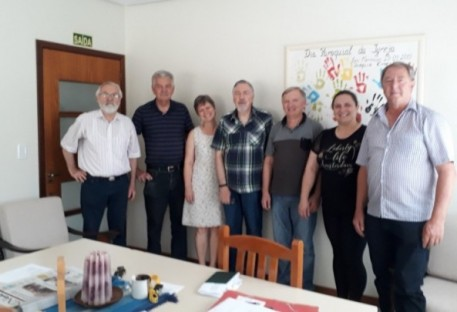 Instalação de Nova Diretoria da Obra Gustavo Adolfo (OGA)