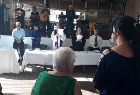 Celebração Ecumênica em Ibirapuitã/RS