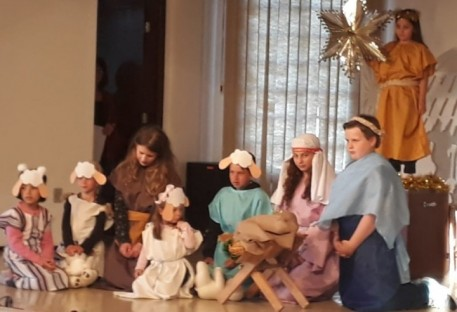 Comunidade de Oxford realiza culto especial de Fim de ano
