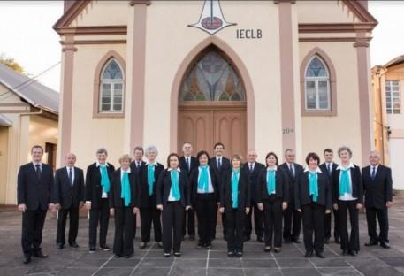 Coral da Comunidade Evangélica da Feliz grava seu primeiro CD