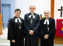 Investidura dos novos pastor sinodal e pastor vice sinodal acontecem no Sínodo Espírito Santo a Belém